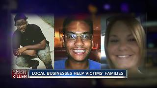 Local small businesses to help Seminole Heights victims' families - Video
