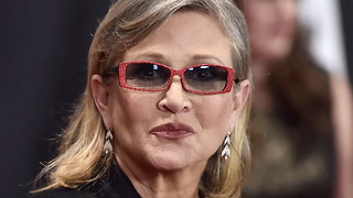 Carrie Fisher Sent A Cow Tongue To A Producer