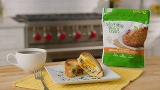 Morningstar 5 - Stuffed Veggie Breakfast Muffin - Video