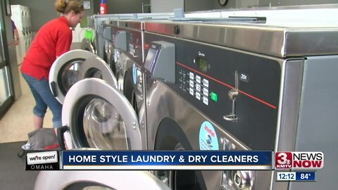 We're Open Omaha: Home Style Laundry & Dry Cleaners