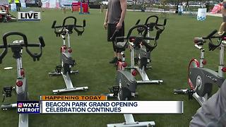 Spinning Classes at Beacon Park - Video
