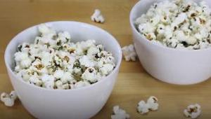 Ranch Chive Popcorn - Video