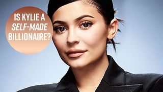 Backlash over Kylie Jenner's Forbes cover - Video