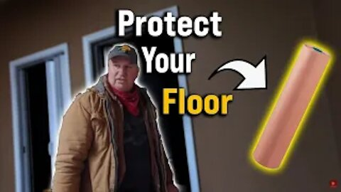 How to Protect your Floor from Paint