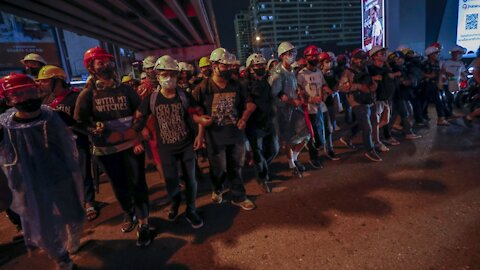 Thailand's Government Cancels Emergency Decree To Calm Protests