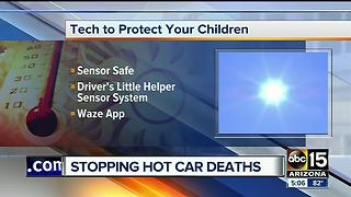 Taking action to prevent hot car deaths - Video