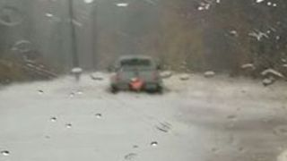 Intense Flooding Causes Dangerous Conditions for New Hampshire Drivers - Video