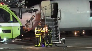 FLL disaster drill prepares first responders - Video