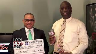Yes! Grant 5/3/18: Uplift Our Youth Foundation - Video