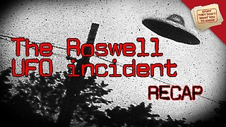 Stuff They Don't Want You To Know: Roswell UFO Incident Recap: Parts 1 & 2