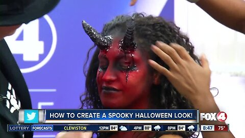 How to create a She-Devil Halloween look