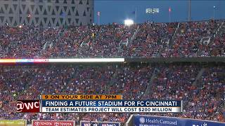 Finding a future stadium for FC Cincinnati - Video