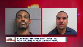 Police: Carjackers targeted Detroit casino high-rollers - Video