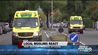 Local Muslims react to New Zealand attacks
