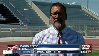 BHS to unveil new football field - Video