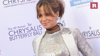 Is Halle Berry pregnant? | Rare People - Video