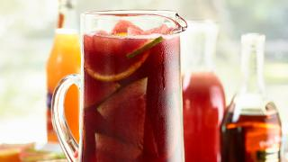 Watermelon Pomegranate Sangria - Video