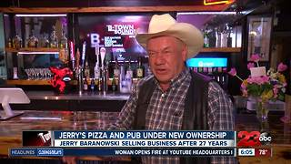 Jerry's Pizza and Pub under new ownership - Video