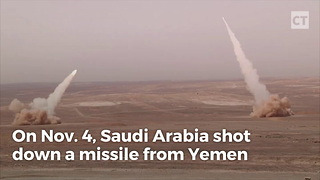 Saudi Arabia Missile Defense - Video