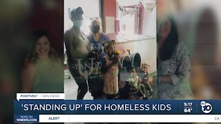 'Standing Up' for San Diego's homeless kids