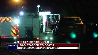 Man found stabbed to death in metro Detroit mobile home park - Video