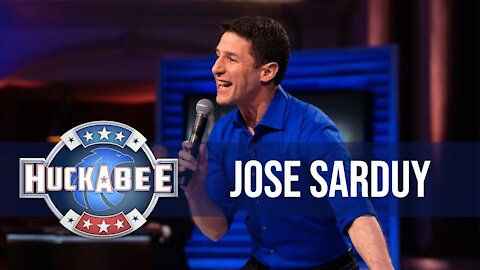 Why You CAN'T DROWN This Comedian | Jose Sarduy | Jukebox | Huckabee