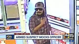 Sources: Uniformed Phoenix officer witnesses robbery attempt, fails to report or document crime - Video
