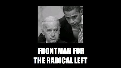 FRONTMAN FOR THE RADICAL LEFT