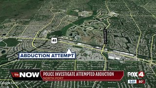 Attempted abduction North Port