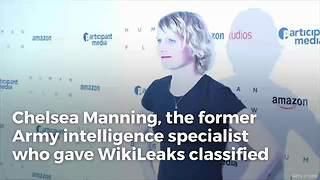 Convicted Traitor Manning Running for U.S. Senate - Video