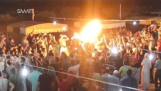 60 Couples Tie the Knot in Mass Wedding in Idlib - Video