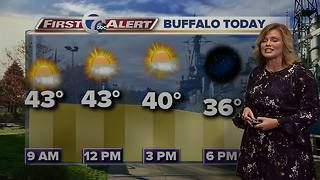 7 First Alert Forecast 11/29/2017 - Video
