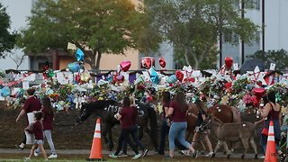 Students Voice Worries As Stoneman Douglas High School Classes Start - Video