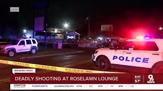 Deadly shooting at Roselawn nightclub