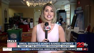 Bakersfield Women's Business Conference kicks off - Video