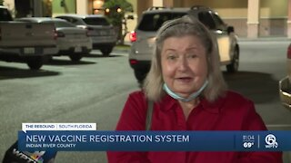 Indian River County opens new vaccine registration systen