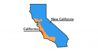 A Large Part Of California Wants To Become Its Own State - Video