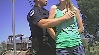 Police Officer Gets Bad News After Groping Woman, Accusing Her Of Being Drunk - Video