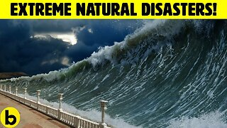 14 Worst Natural Disasters In History