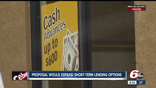 Bill filed to increase fines and fees of short-term loans like payday loans - Video