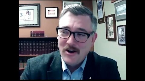 What is a god-fearing country? with Dick Clark, Libertarian Christian Institute