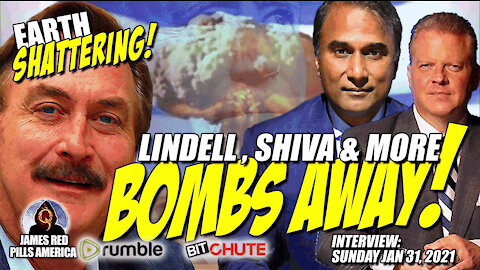 BOMBS AWAY! Lindell, Fanning, Shiva & Pulitzer Drop A MOAB on the [DS]! MUST SEE Insider Interview!