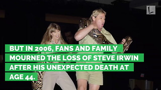 Terri Irwin Reveals Reason She Hasn't Been on 1 Date Since Steve's Tragic Death - Video