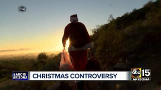 Camelback Christmas tree returns just in time for the holidays - Video