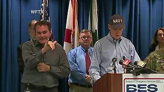 Governor Scott updates Hurricane Irma - September 6, 3:00