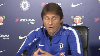 Is Antonio Conte happy with his current Chelsea squad? - Video