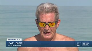 Tampa Bay area beaches open back up