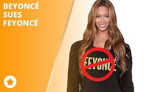 Fake Beyoncé company, Feyonce, sued by Queen Bey - Video