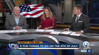 5 fun things to do on July 4th in South Florida