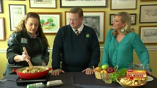 Traditional Holiday Stuffing with a Twist - Video
